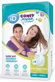 Подгузники iD Comfy Junior Pants, 8-15, 14 шт.