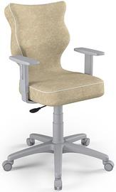 Vaikiška kėdė Entelo Duo Size 6 VS26 Grey/Beige, 425x400x1045 mm