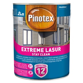 Impregnantas Pinotex Extreme Lasur Palisander, palisandro spalvos, 10 l