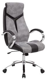Signal Meble Office Chair Q-165 Black/Grey