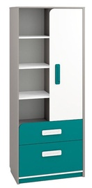 ML Meble Shelf IQ 03 Turquoise