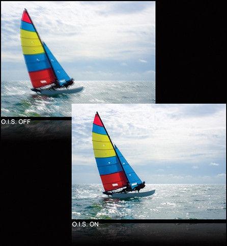 Panasonic Lumix G Vario 35-100mm f/4.0-5.6 ASPH MEGA O.I.S Black