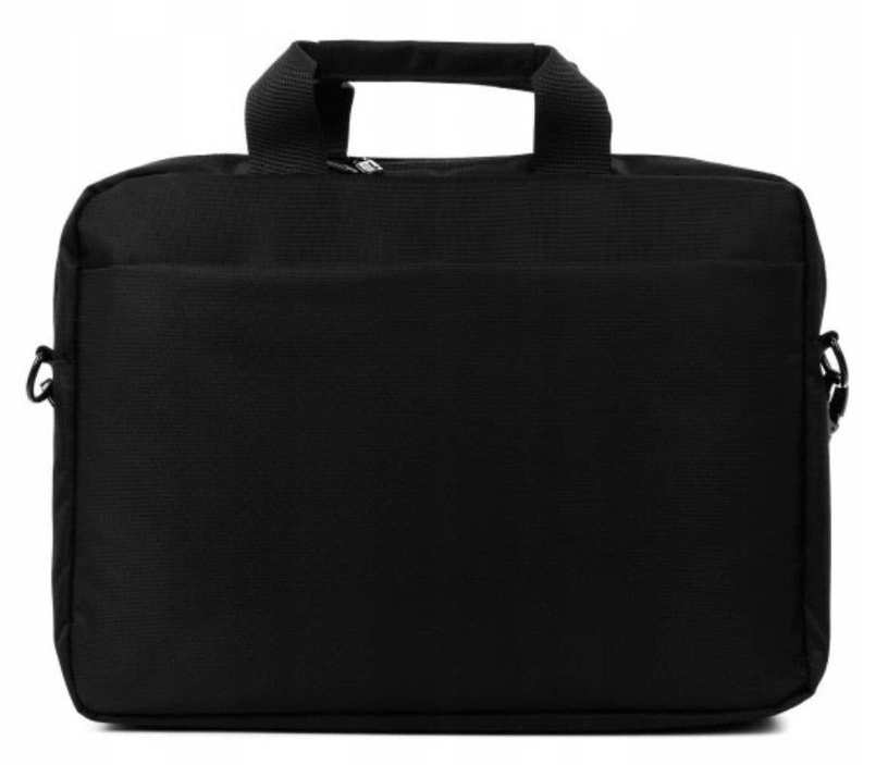 Accura Victo 14.1 Laptop Bag Black