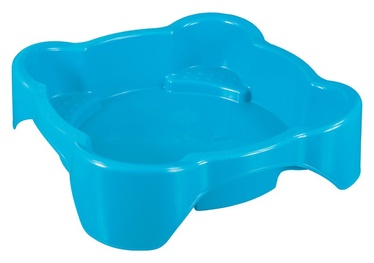 Smėlio dėžė - baseinas, 93 x 93 x 25 cm
