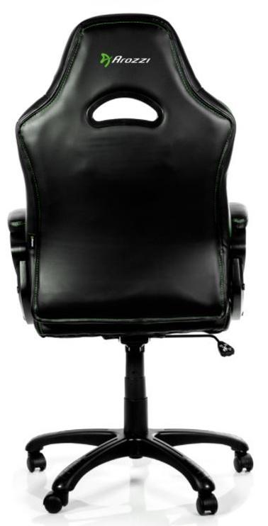Žaidimų kėdė Arozzi Enzo Gaming Chair Green