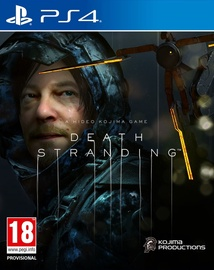 Death Stranding incl. Russian Audio PS4