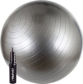 Avento Sport Anti Burst Gym Ball 65cm Silver + Pump
