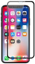 KMP Tempered Glass Screen Protector For Apple iPhone X/XS Black