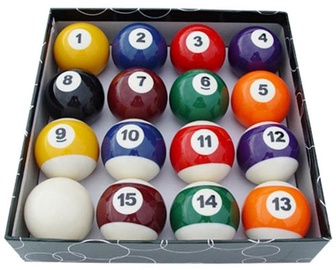 Vita Pool Ball Set 16psc