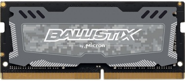 Crucial Ballistix Sport LT 16GB 2666MHz CL16 DDR4 SODIMM BLS16G4S26BFSD
