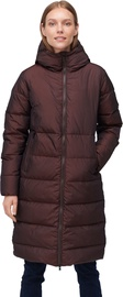 Audimas Womens Down Jacket Deep Mahogany S