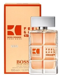 Hugo Boss Boss Orange Feel Good Summer 100ml EDT