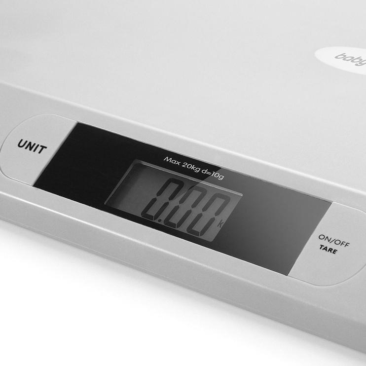 Детские весы BabyOno 1039 White