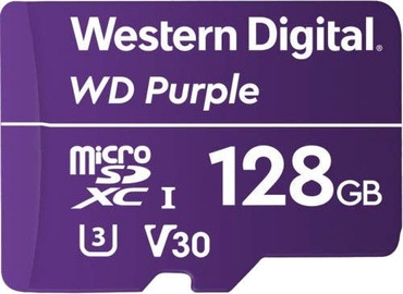Western Digital Purple Micro SDHC 128GB