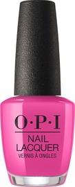 OPI Nail Lacquer 15ml NLL19