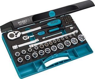 "Hazet 953SPC Wrench set 1/4"" 47 pcs"