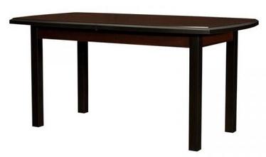 Bodzio S81 Fold Out Kitchen Table 160/200cm Walnut