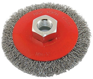 Ega M14 Steel Rotary Brush 80mm