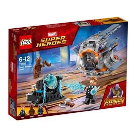Konstruktor LEGO Marvel Super Heroes, Thor's Weapon Quest 76102