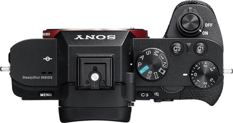 Sony Alpha II ILCE-7M2 + 28-70mm Black