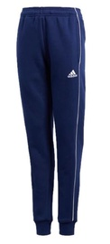 Adidas Core 18 Jr Sweat Pants CV3958 Dark Blue 164cm