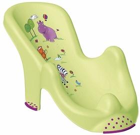 Keeeper Anatomic Baby Bath Chair Hippo Lime