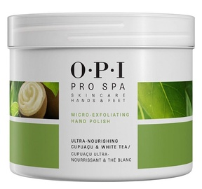 Roku skrubis OPI Pro Spa Skincare Hands & Feet Micro-Exfoliating, 758 ml