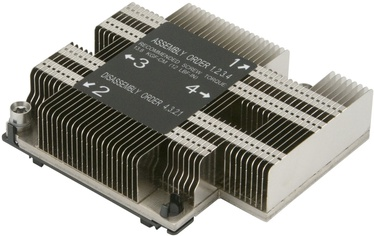 Supermico 1U Passive CPU Heat Sink SNK-P0067PD