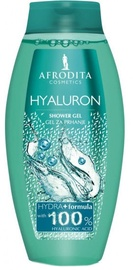 Afrodita Shower Gel Hyaluron 250ml