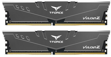 Operatīvā atmiņa (RAM) Team Group T-Force Vulcan Z Grey TLZGD416G3600HC18JDC01 DDR4 16 GB