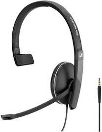 Sennheiser SC 135 On-Ear Headphones Black