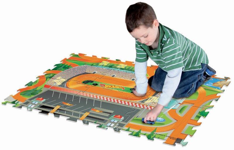 TCG Hot Wheels Tile Megamat 30746
