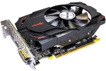 Afox Radeon RX 550 4GB PCIE AFRX550-4096D5H3