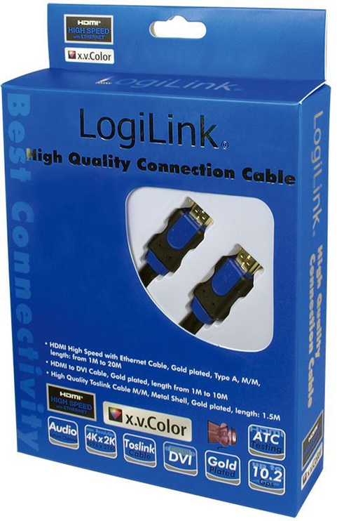 LogiLink Cable HDMI to HDMI 1m