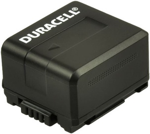 Duracell Premium Analog Panasonic VW-VBG130 Battery For Camcorder 1050mAh