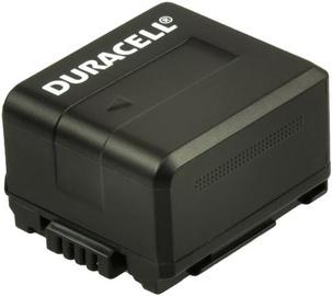 Duracell Premium Analog Panasonic VW-VBG130 Battery For Camcorder 1050mAh