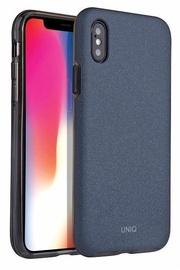 Uniq Lithos Back Case For Apple iPhone X/XS Blue