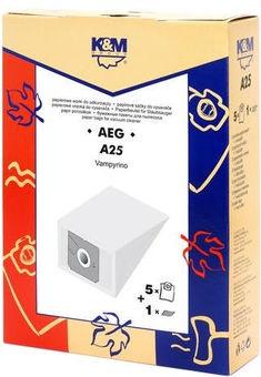 Мешок для пыли K&M A25, 5 шт.