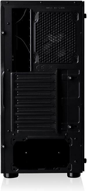 Thermaltake Versa J21 Tempered Glass Edition Mid Tower ATX CA-1K1-00M1WN-00