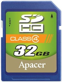 Apacer 32GB SDHC Class 4