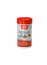 Žuvų pašaras Aquael ActiMin, 250 ml