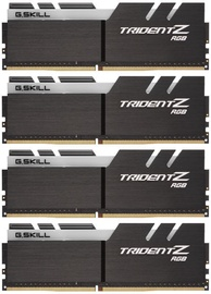 G.SKILL Trident Z RGB 32GB 3600MHz CL17 DDR4 KIT OF 4 F4-3600C17Q-32GTZR