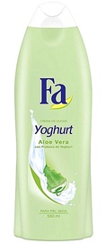 Fa Yoghurt Aloe Vera Shower Cream 550ml