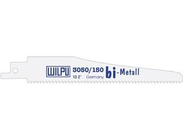 Tiesinio pjūklo pjūklelių komplektas Wilpu, 3050/225/S1120CF, 3 vnt.