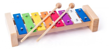 Woody Colored Xylophone 91892