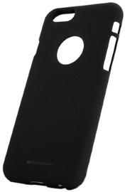 Mercury Soft Surface Back Case For Samsung Galaxy J7 J730F Black
