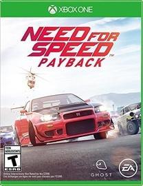 Компьютерная игра Electronic Arts Need for Speed Payback