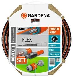 Gardena Comfort Flex Hose Set 20m 13mm
