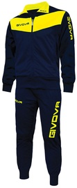 Givova Visa Navy Yellow S