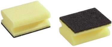 Leifheit Dish Sponges 2PCS 3,5x7cm Extra Strong